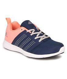 Adidas Adispree Blue Running Shoes