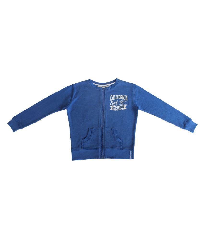 Gron Stockholm Blue Sweatshirt