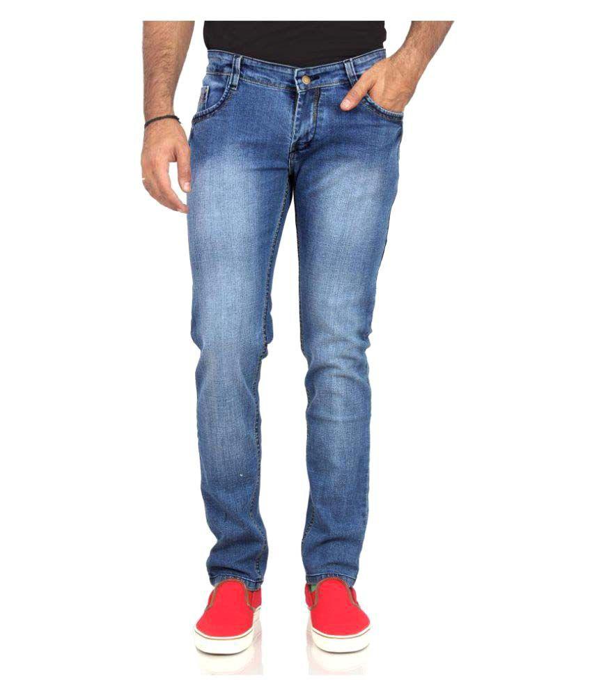 Oxberg Dark Blue Slim Jeans
