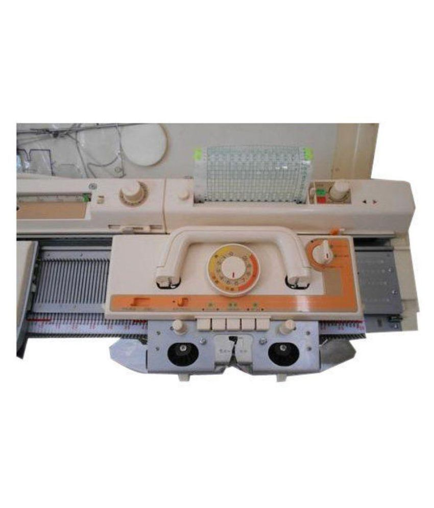 Sona Knit Brother Knitting Machine KH- 871 Manual Sewing Machine ...