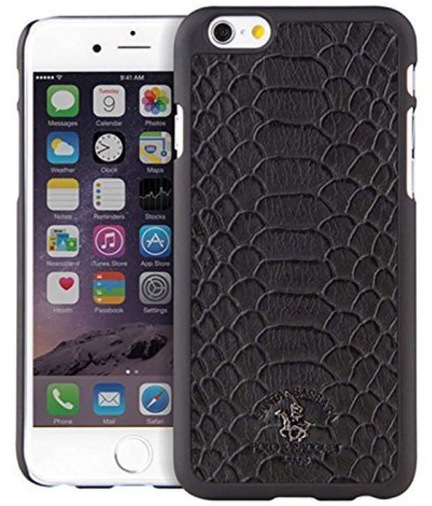 Apple iPhone 7 Cover by Auslese - Black