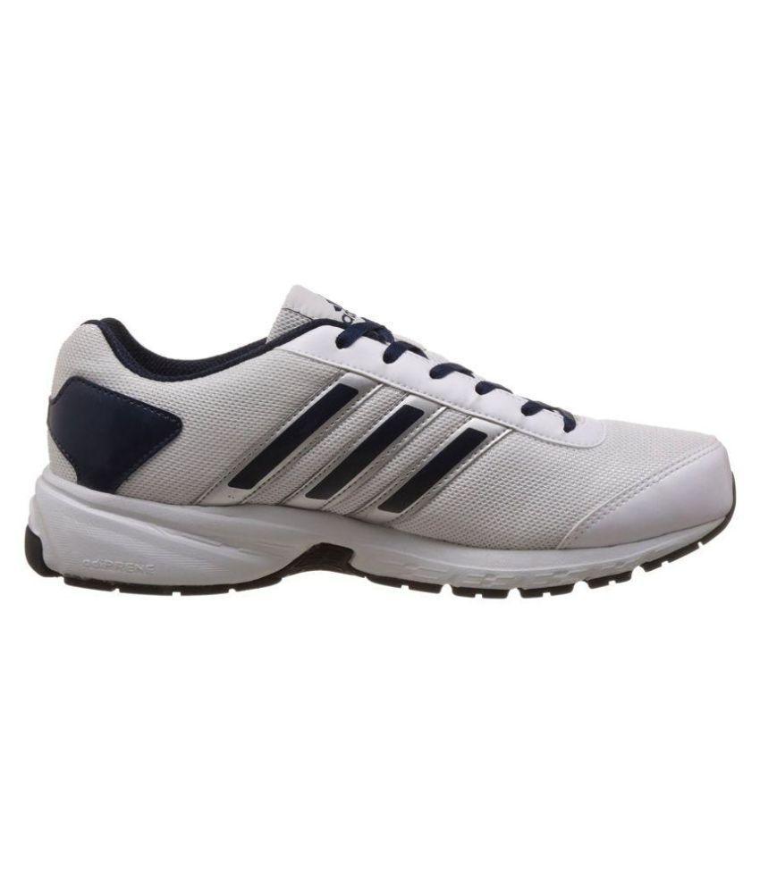 efe852040 Adidas Men's Adisonic M Mesh Running Shoes White - Buy Adidas Men's ...