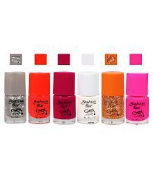Fashion Bar Nail Polish Combo Offer In Wholesale Rate Matte 30 Ml Pack Of 6 - 677896997395
