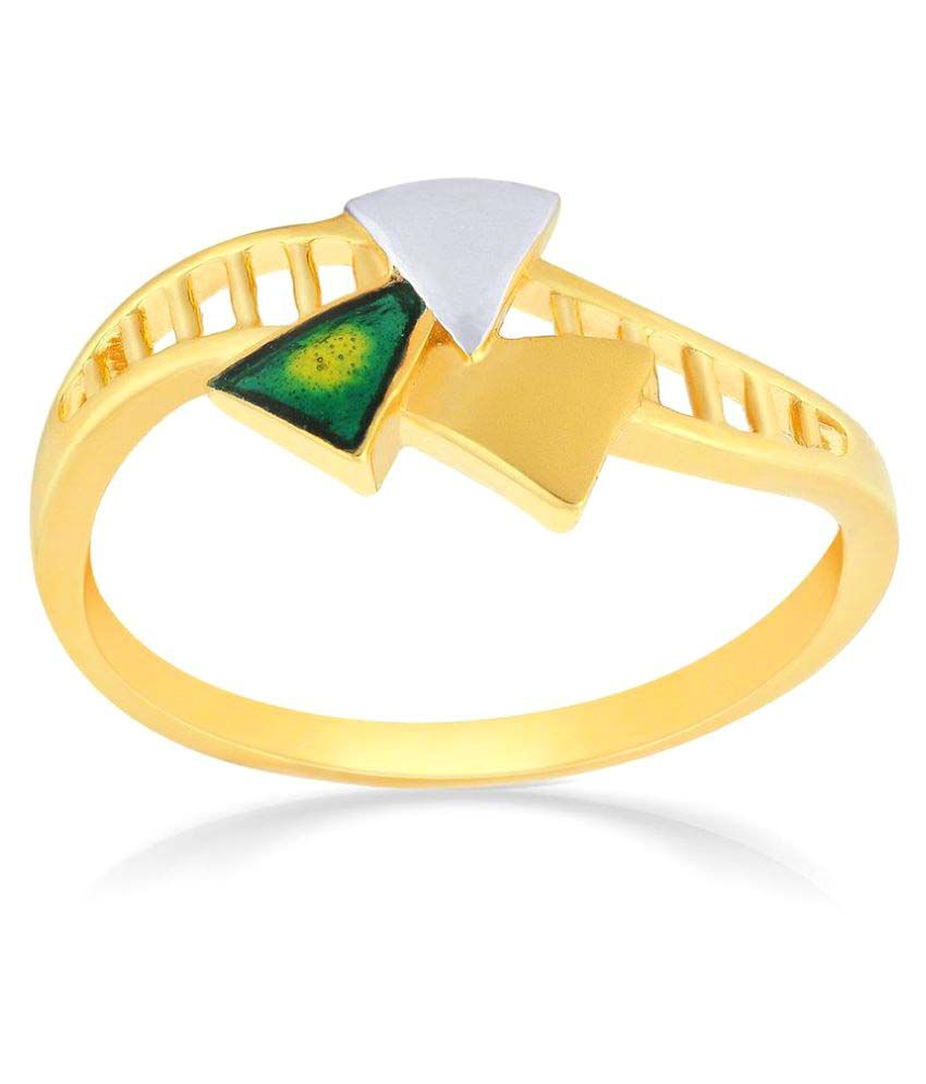 Malabar Gold and Diamonds 22k Gold Ring