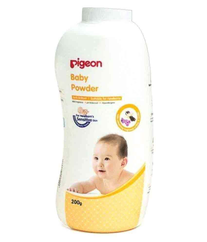 Pigeon Baby Natural Baby Powder 200 g ( 2 pcs ): Buy ...