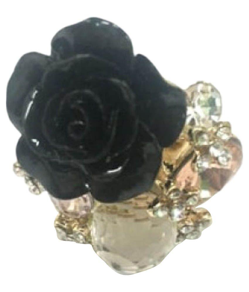 Turqueesa Black Ring