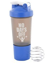Doxey Blue Gym Shaker Bottle - 500 Ml
