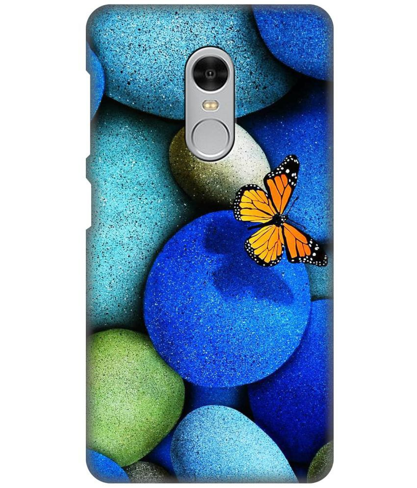 Xiaomi Redmi Note 4 Printed Cover By SWAGMYCASE