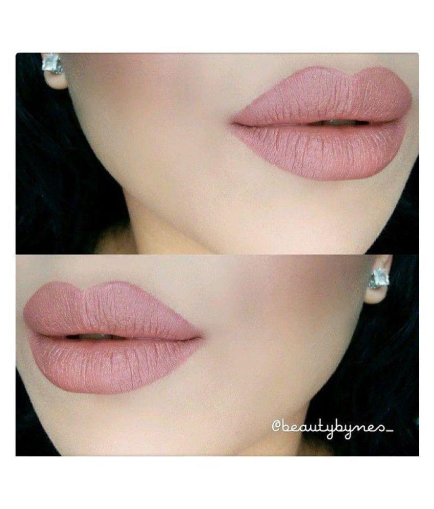 Mac Lipstick Nude Matte 3 gm: Buy Mac Lipstick Nude Matte 3 gm at ...