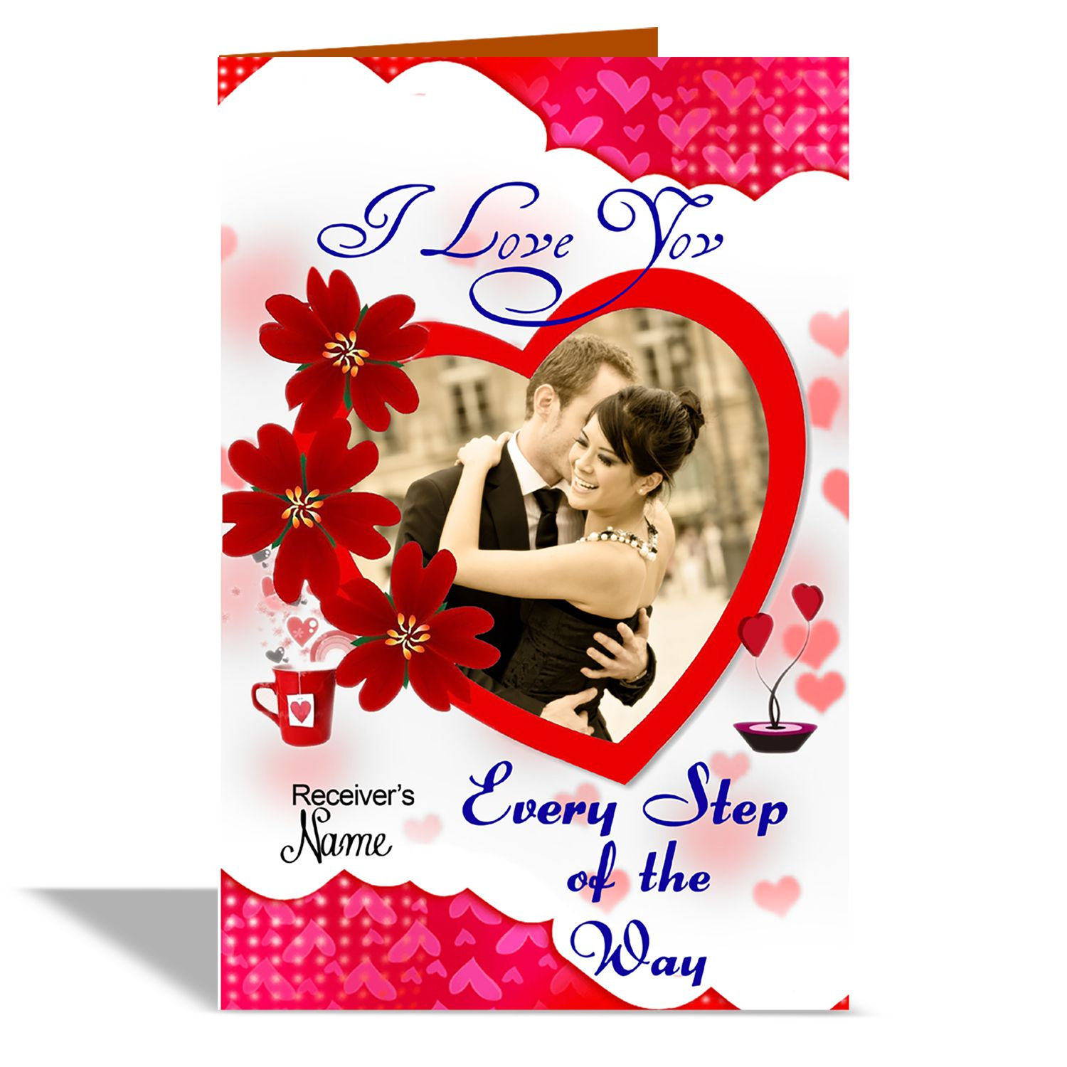 Alwaysgift I Love You Greeting Card Buy Online At Best Price In