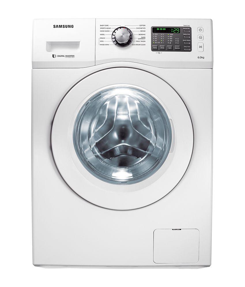 price of front load washing machine