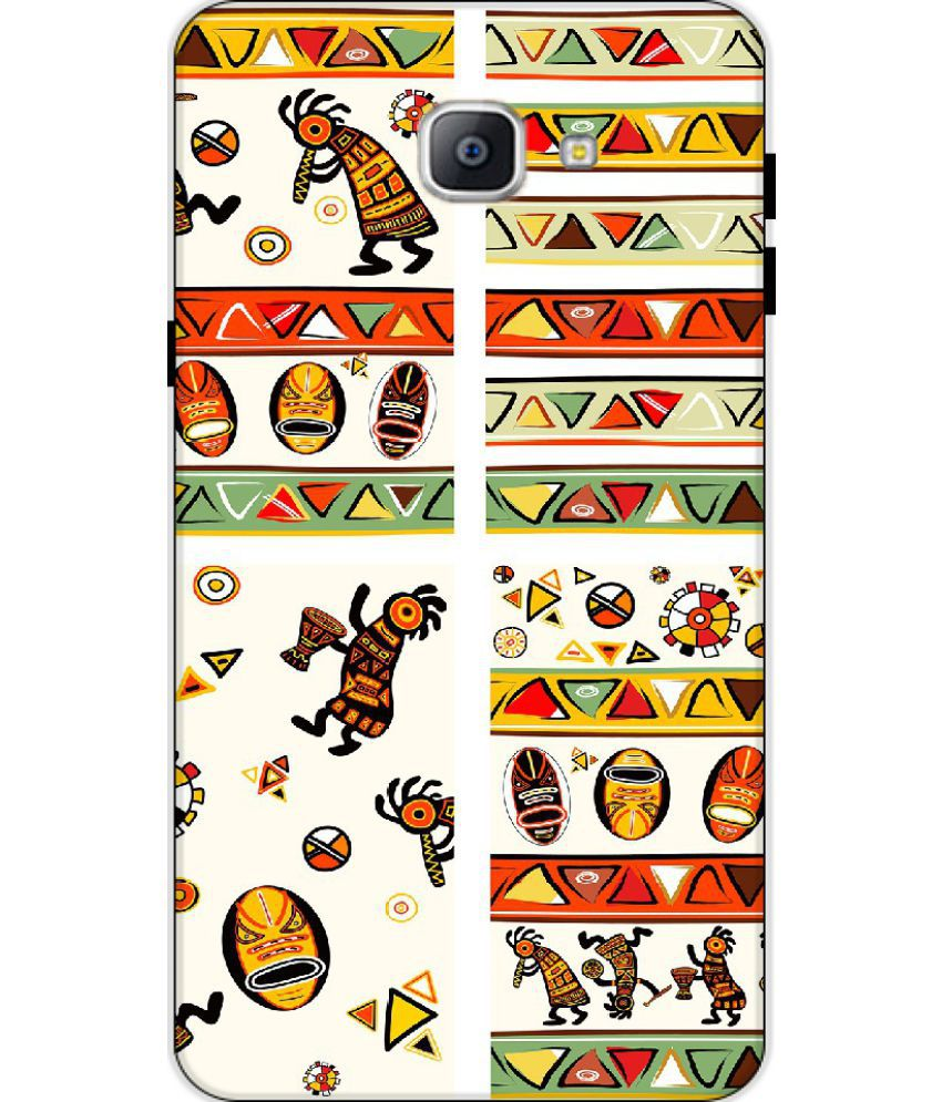 Samsung Galaxy J5 Prime Printed Cover By Mouse Trap