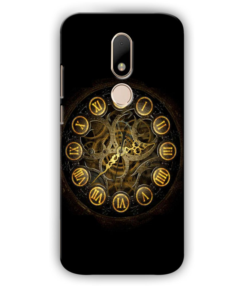 Motorola Moto M Printed Cover By Cell First