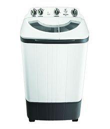 Videocon 6 Kg VS60A11 Semi automatic Top Load washing machine Dark Grey