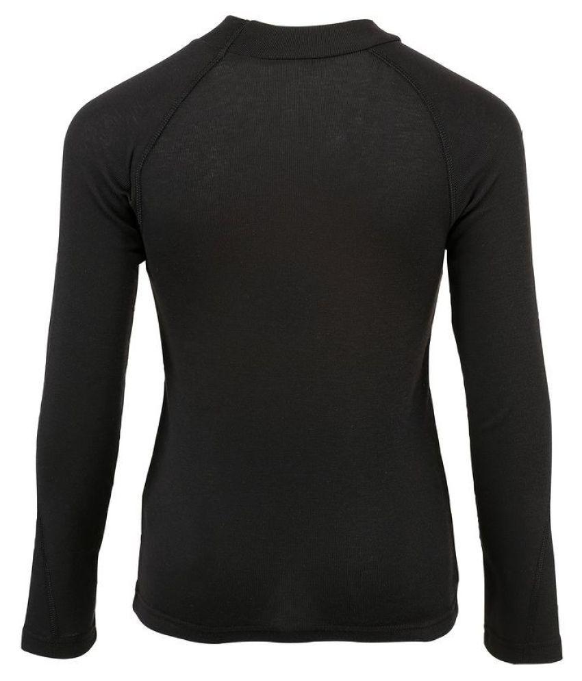 Wedze Black Polyester Innerwear