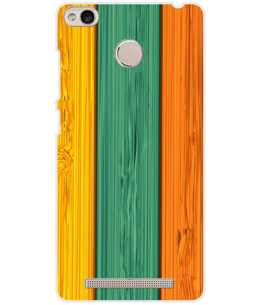 Xiaomi Redmi 3s Prime 3D Back Covers By Aman
