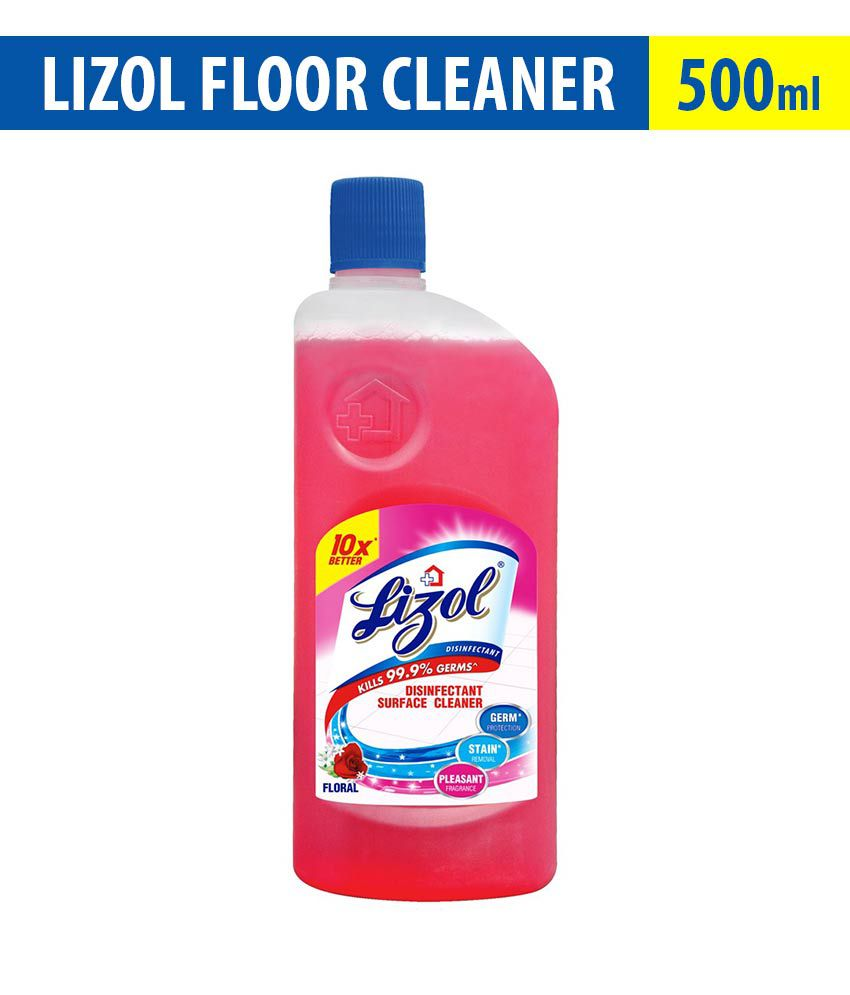 Lizol Disinfectant Surface Cleaner Floral 500ml Buy Lizol Disinfectant Surface Cleaner Floral