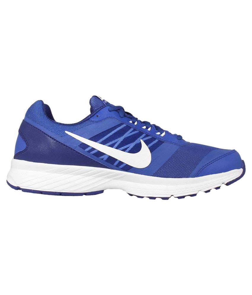Nike Air Relentless 5 Msl Running Shoes Blue
