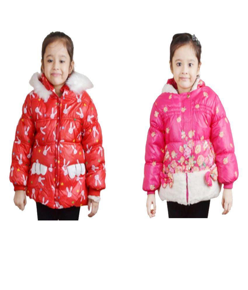 Crazeis Multicolour Nylon Jacket