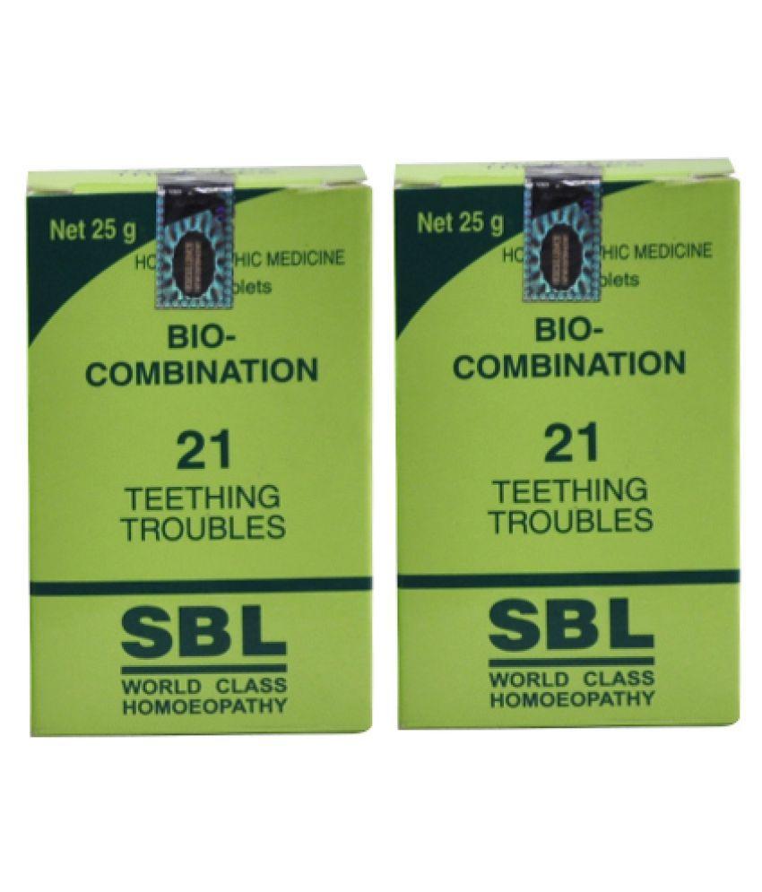 sbl biocombination no 21 tablet tablet 25 gm buy sbl rh snapdeal com