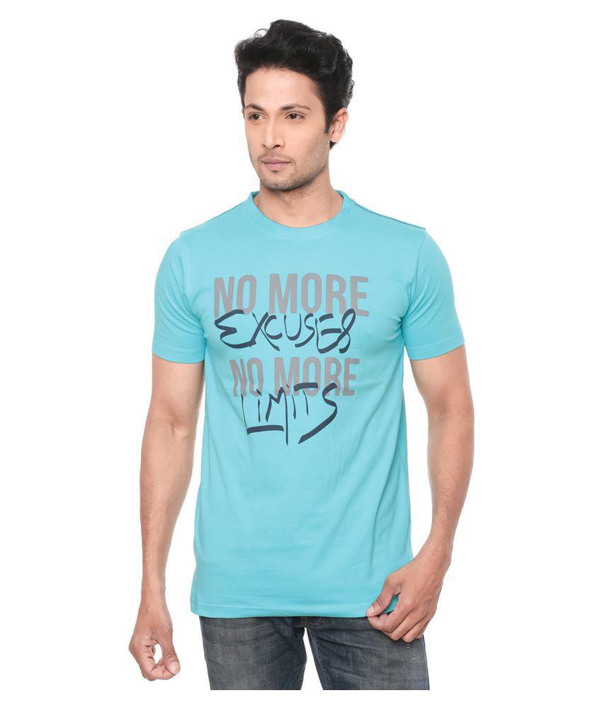 Wexford Blue Round T-Shirt