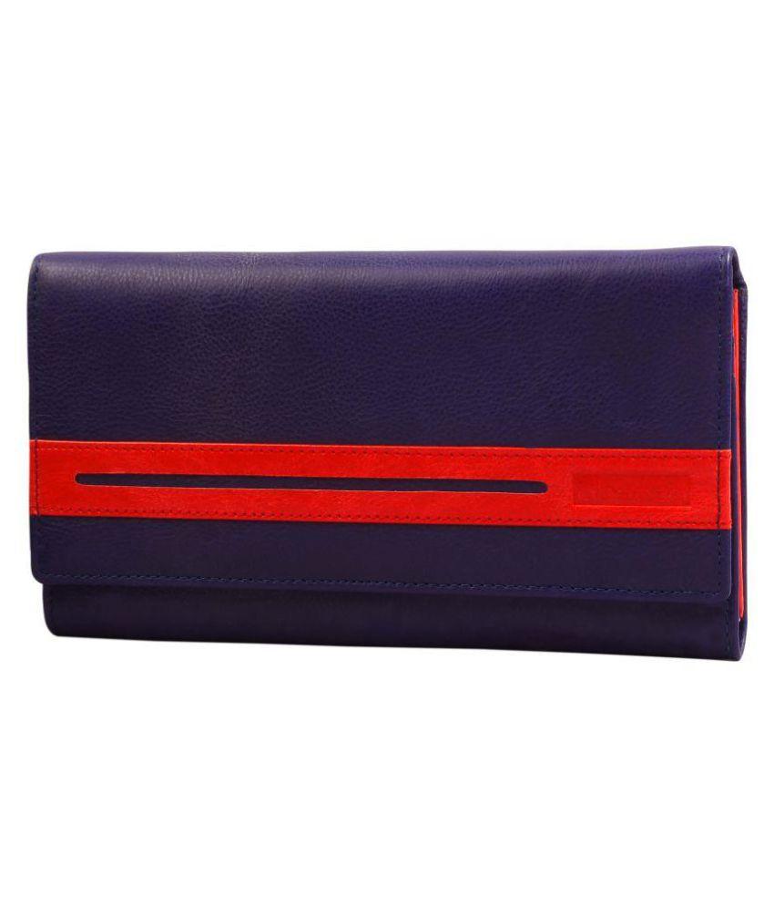 Abeeza Purple Wallet