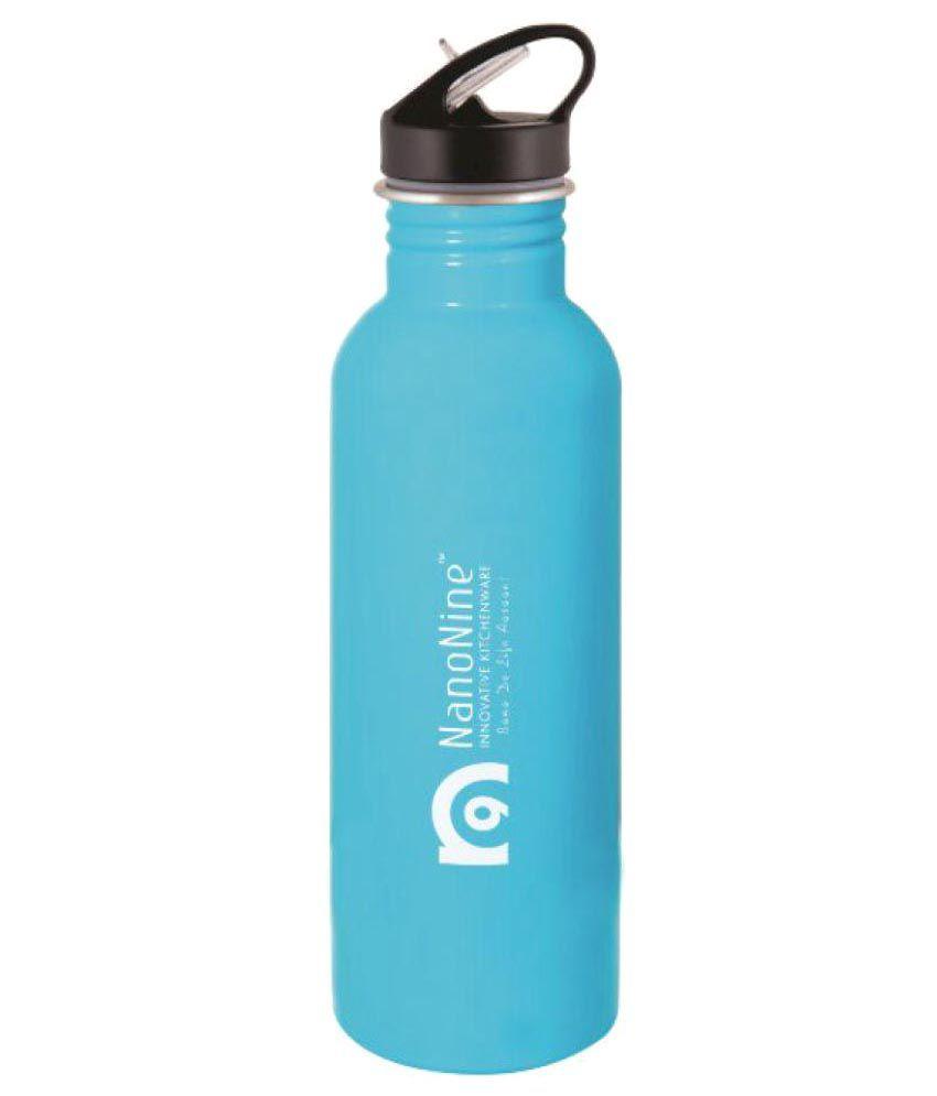 NanoNine Blue 750 ml Sports Sipper Set of 1