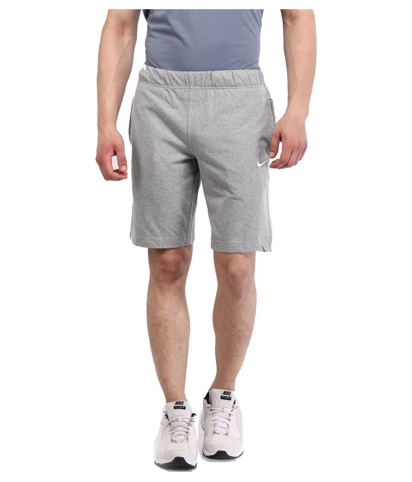 Nike Crusader Men's Short - Grey