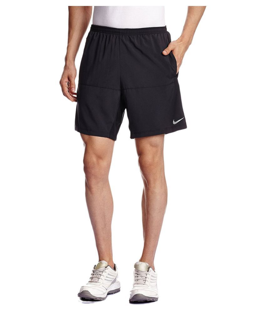 Nike 7 Distance Men's Short - Black