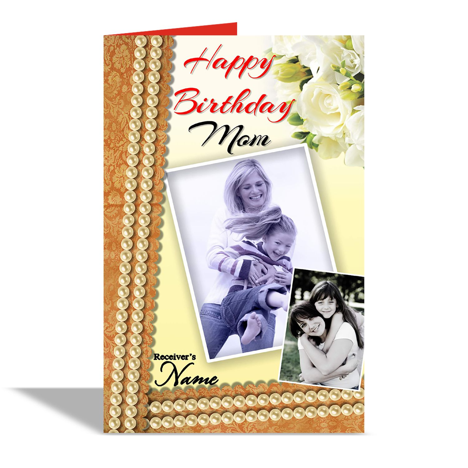 Alwaysgift Happy Birthday Mom Greeting Card Buy Online At Best Price In India