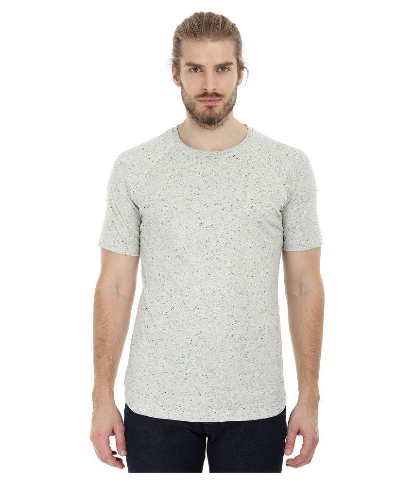 Zobello White Round T-Shirt