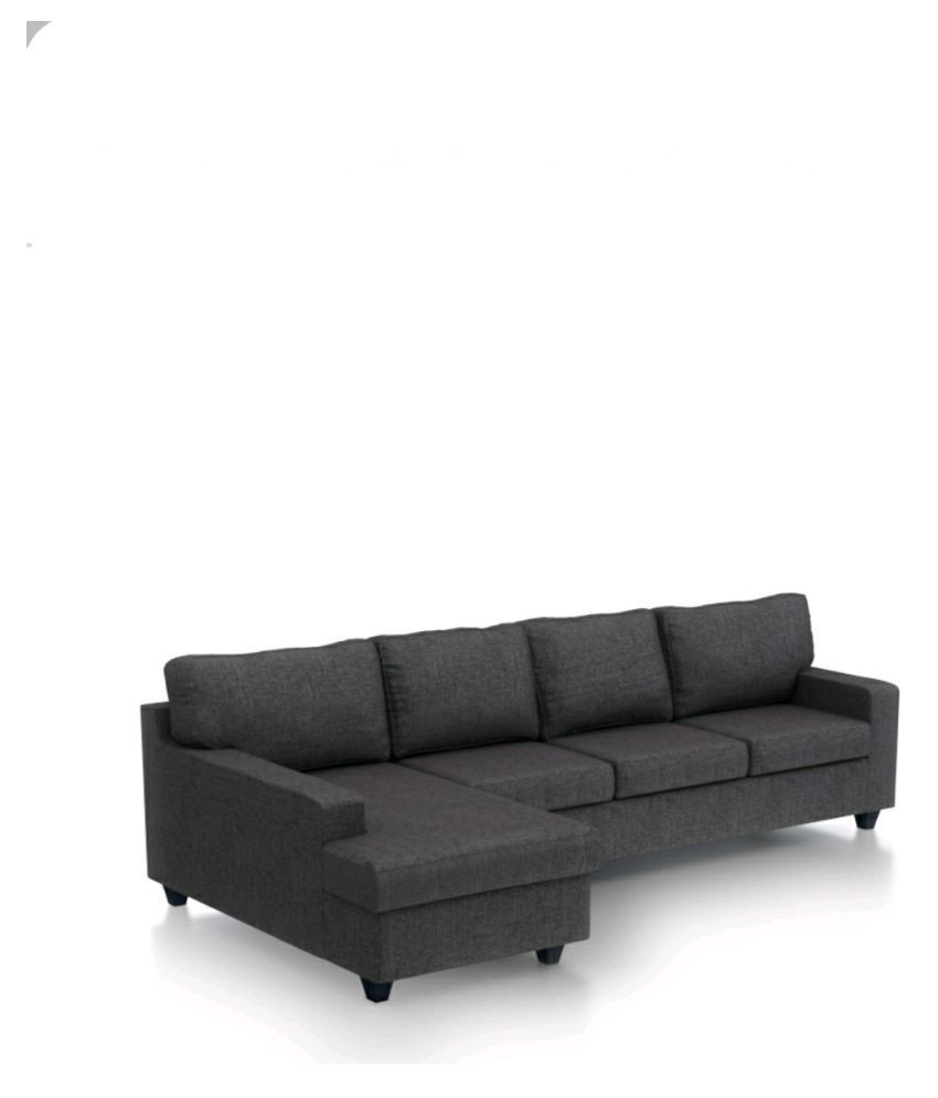 Best Online Sofa Store: Fabbulls Garlynn Fabric L Shape Sofa