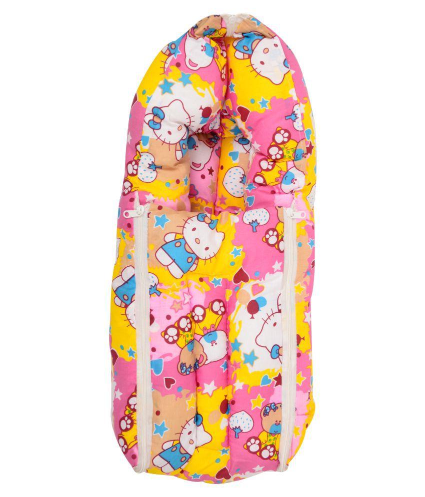 Joy Mart Multi-Colour Cotton Sleeping Bags ( 41 cm × 12 cm)