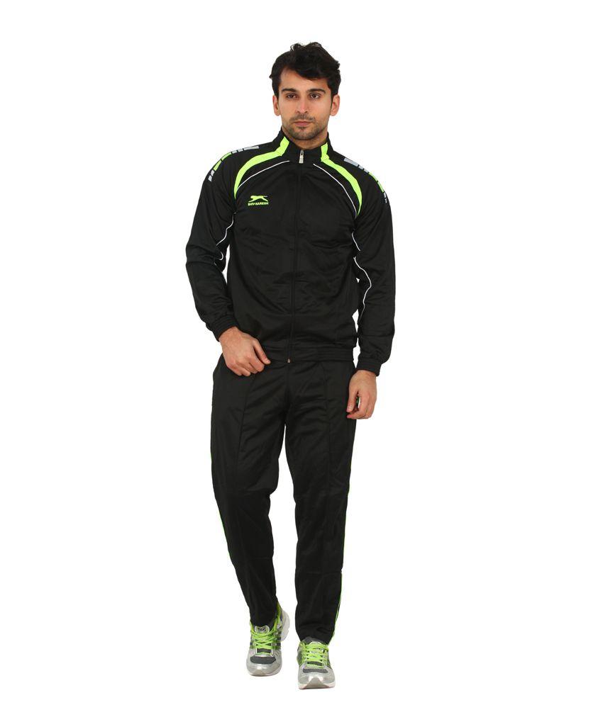 Shiv Naresh Solid Men's Track Suit