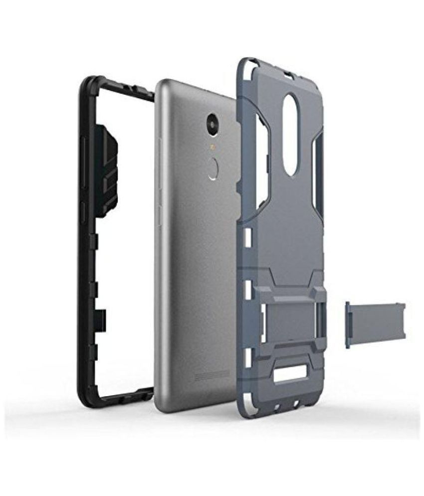 official photos f21fb 4fe22 Xiaomi Redmi Note 3 Anti Gravity Cover accesories legacy - Grey