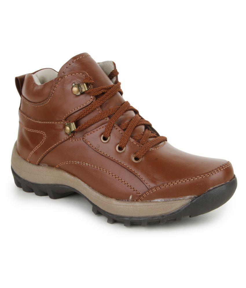 Funku Fashion Brown Casual Boot