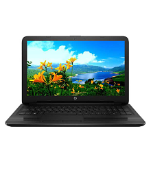 HP 15-be011tu Notebook (6th Gen Intel Core i3- 4GB RAM- 1TB HDD- 39.62cm (15.6)- DOS) (Black)