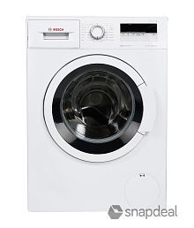 Bosch 6.5 Kg WAK20165IN Fully Automatic Front Load Washing Machine White