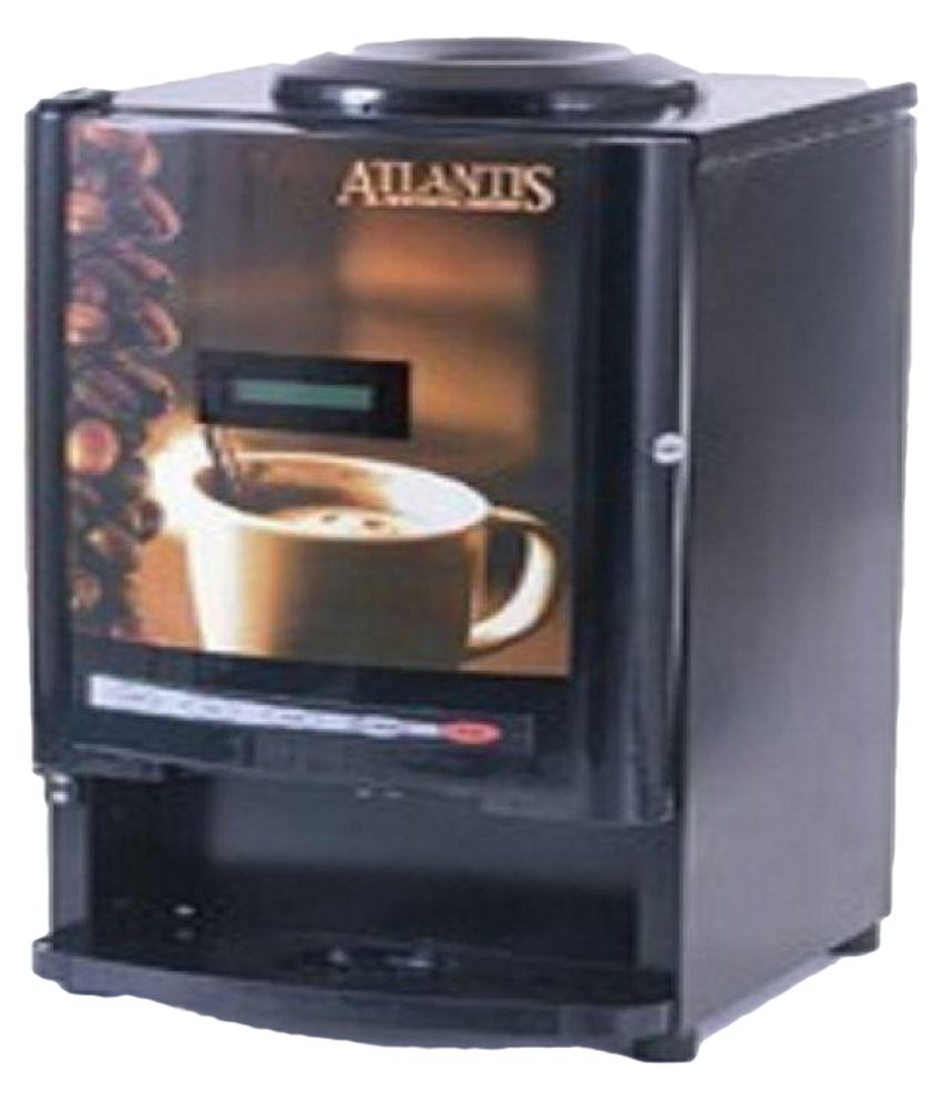 Atlantis 2 Lane Coffee Vending Machine: Buy Online at Best ...