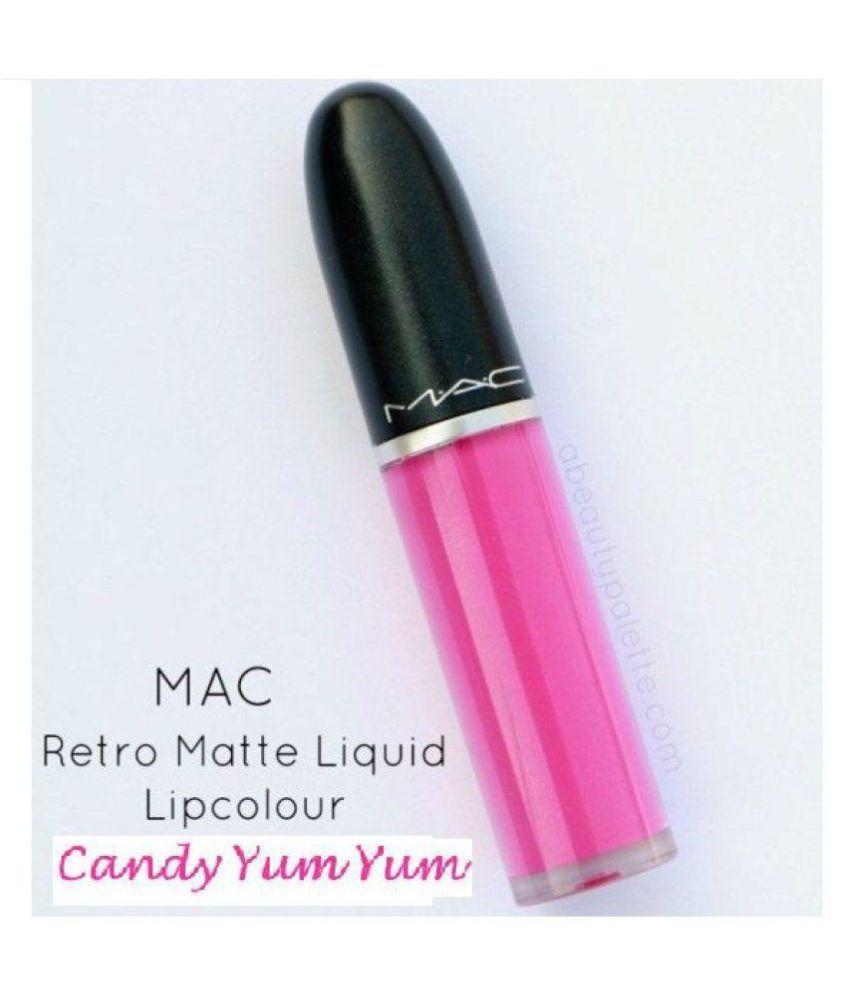 mac lip gloss liquid candy yum yum 5 ml buy mac lip gloss