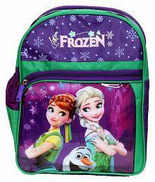 Rainbow Frozen Kids School Bag Backpack