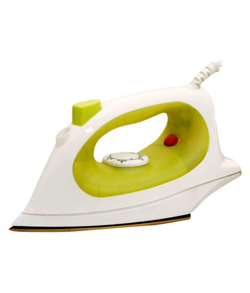Costoms C-102 Steam Iron White