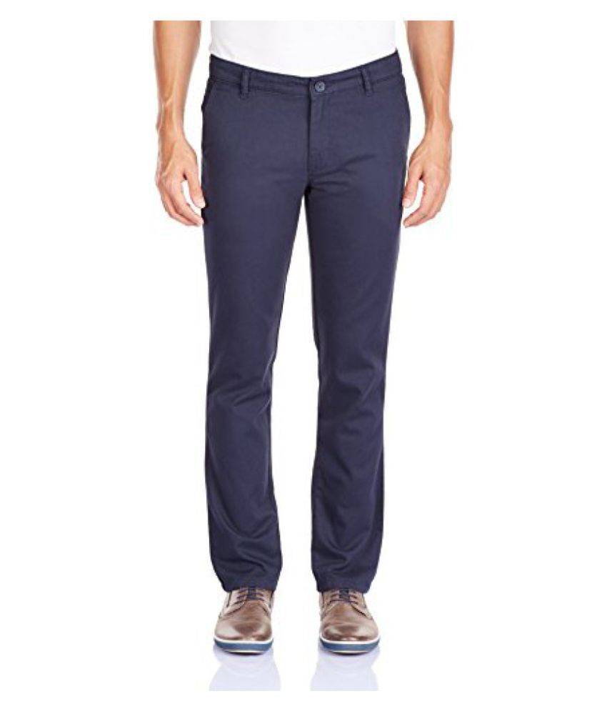 John Players Men's Casual Trousers
