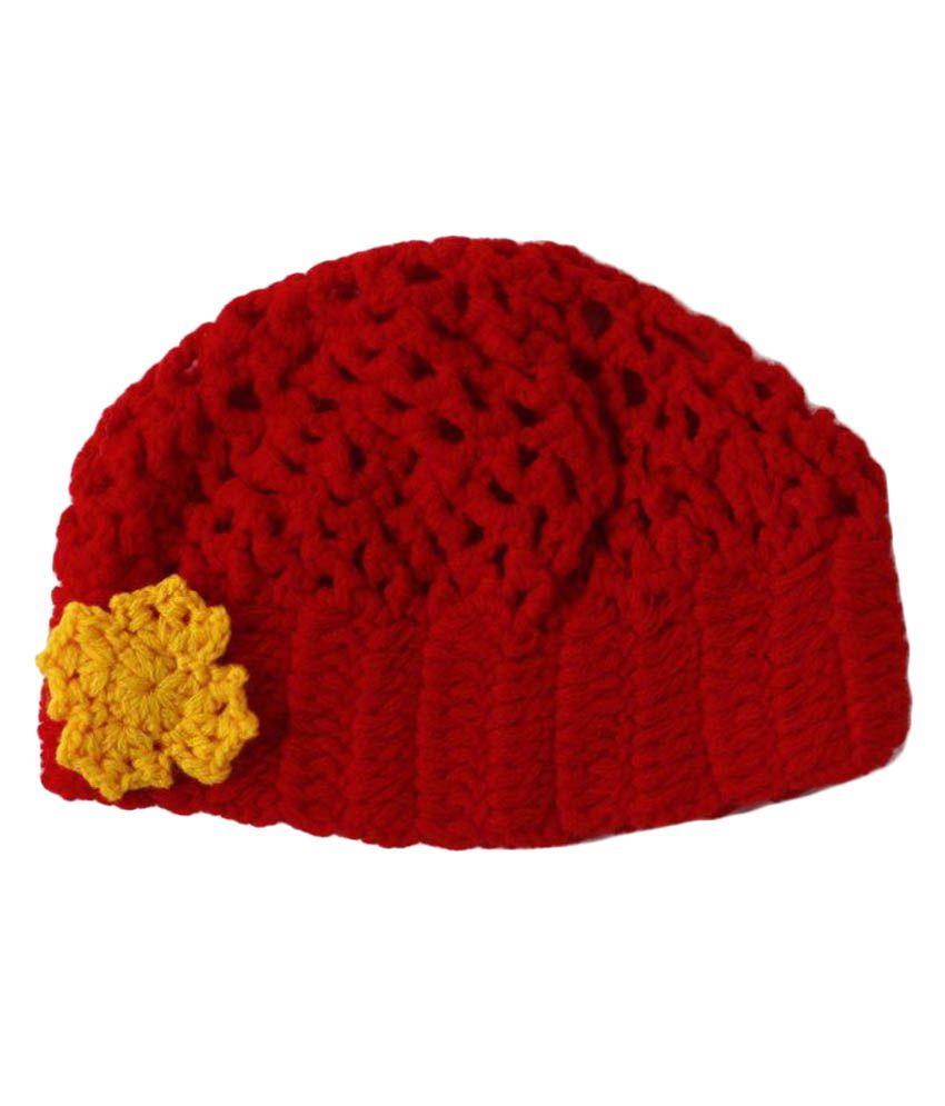 Kidofy Net Woolen Cap