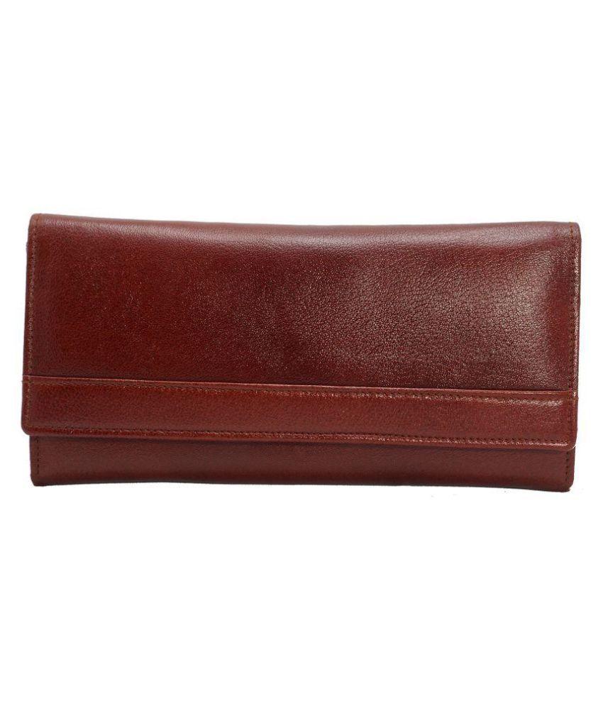 Prezia Brown Wallet