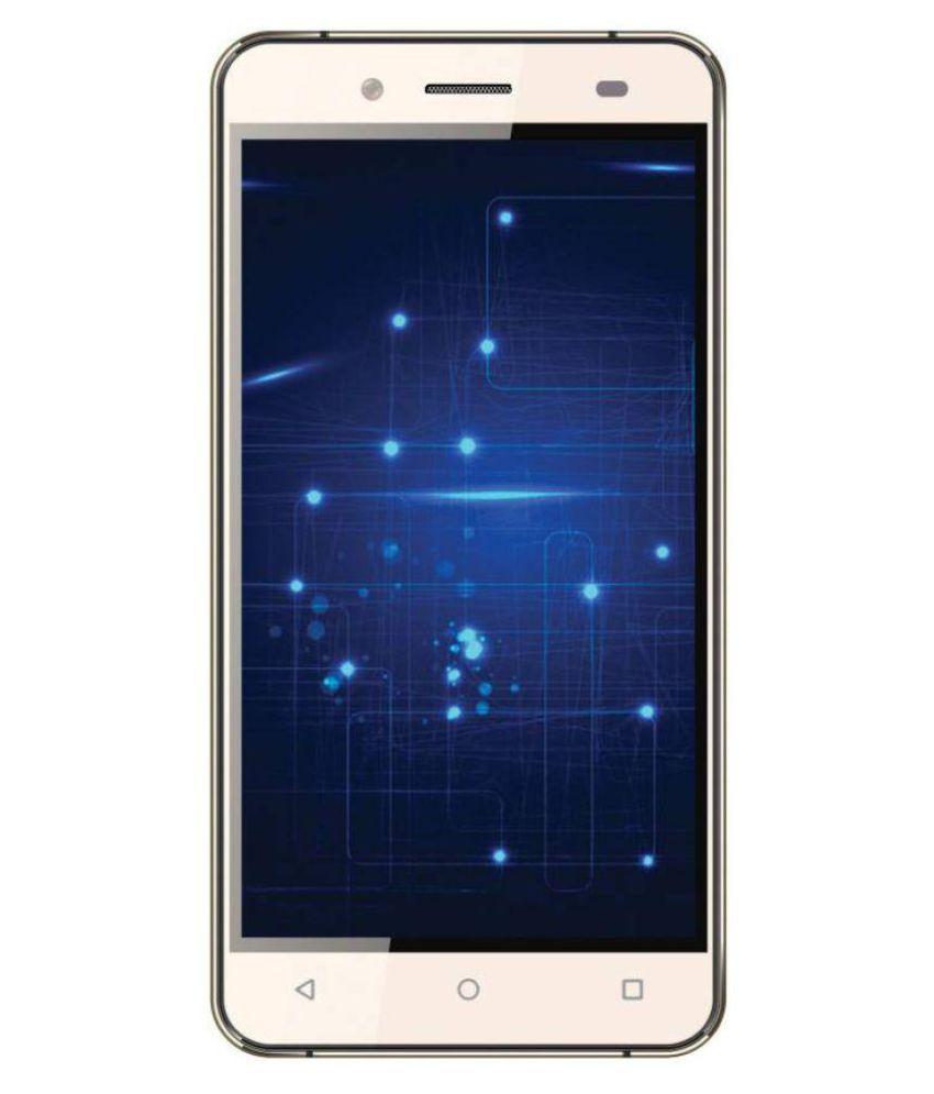 Reach Mobile Allure Lite 3G 8GB Golden