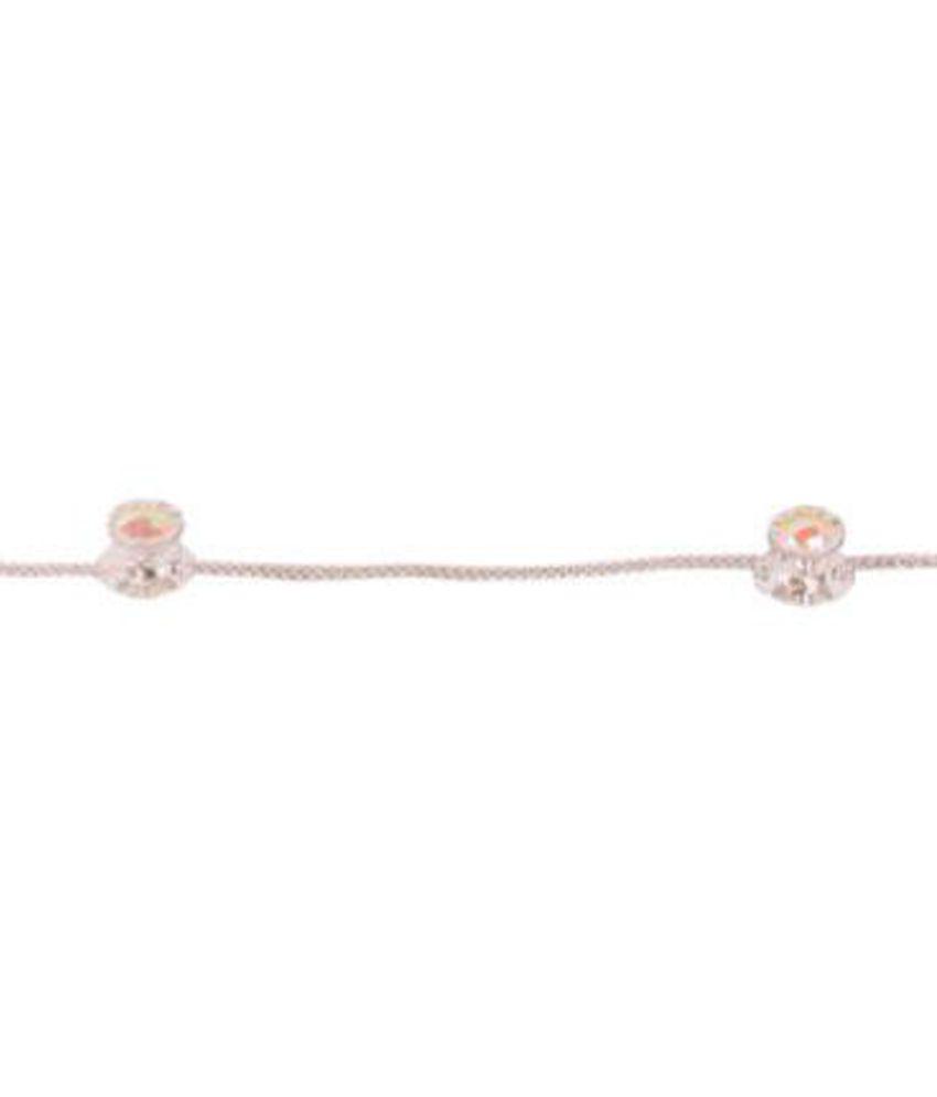 Sushito Silver Alloy Designer Tie-Pins & Kurta Buttons