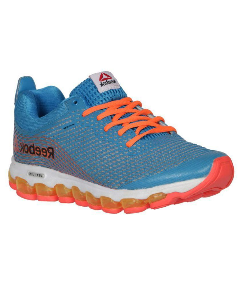 Reebok Jet Fuse Run Blue Running Shoes