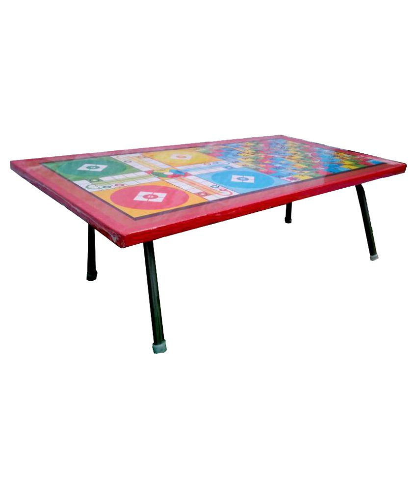 Angels Creation Multicolor Multipurpose Ludo Table
