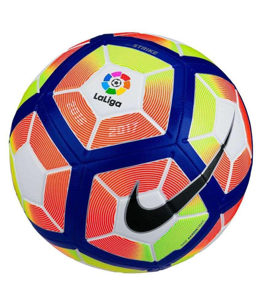 Nike Strike La Liga Football   Ball Size - 5  Buy Online at Best Price on  Snapdeal 4676dbd0b